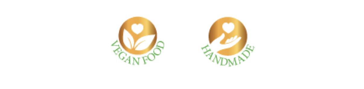 arooga Icons veganfood handmade