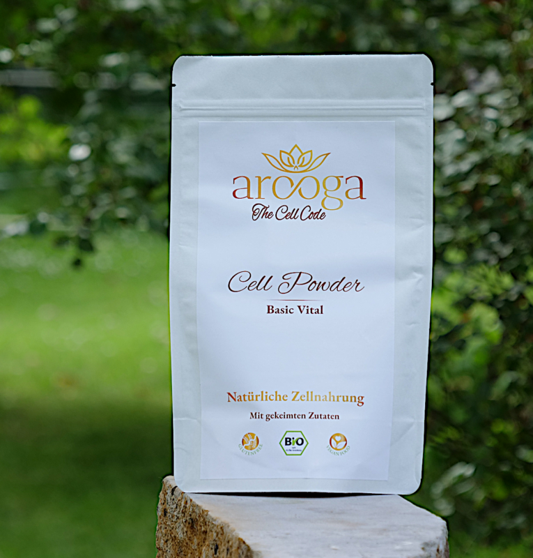 arooga Cell Powder Basic Vital