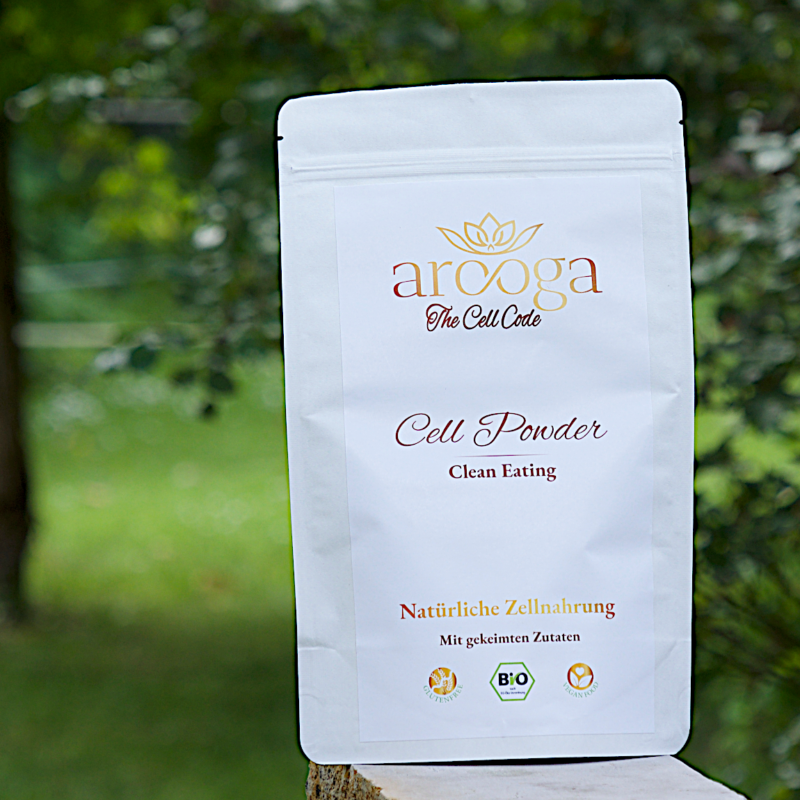 arooga Cell Powder Clean Eating