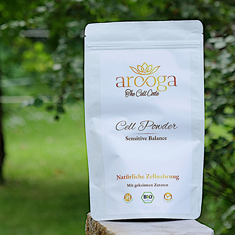 arooga Cell Powder Sensitive Balance
